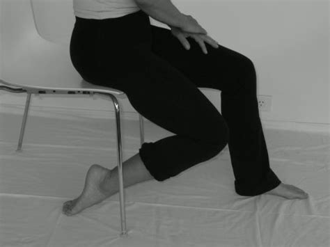 Ankle Dorsi Flexors – Seated – Painremovers